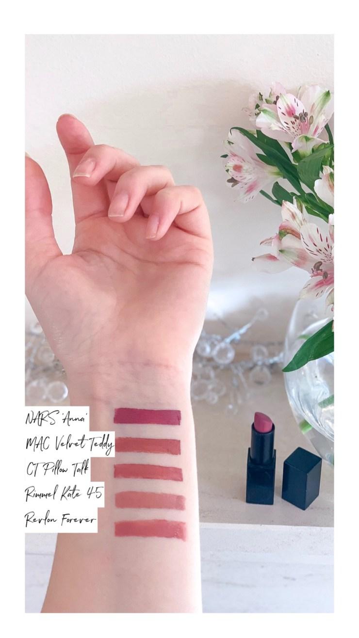 Nude Lipstick Staples