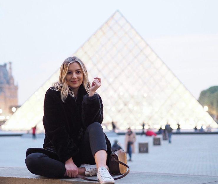 Paris The Musée duLouvre