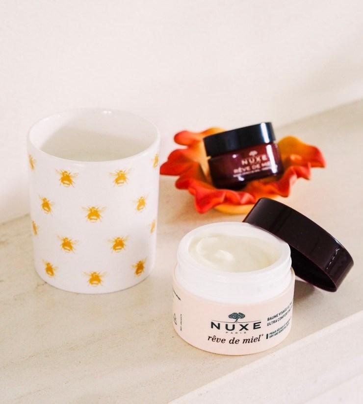 Nuxe Honey Skincare