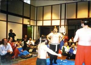 Dagan at Cloved Orange Ball 1997