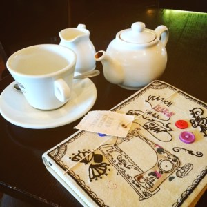 NotebookTea