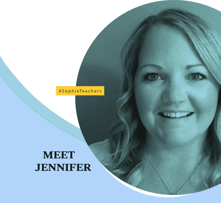 Jennifer Sophia High School Teacher