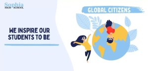 Our Global Learning Community: Inspiring Global Citizens