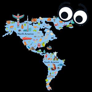British virtual school in north america and south america