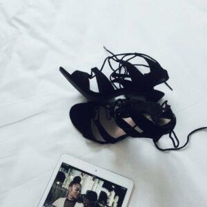 sandales à talons sophia kendrick blog