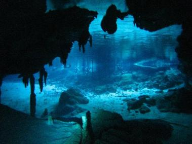 Underwater Cave Image from TripAdvisor.com