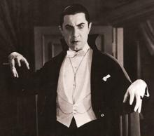 Bela Lugosi as Dracula, 1931.