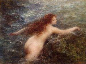 Naiad, by Henri Fantin-Latour (State Hermitage Museum St. Petersburg
