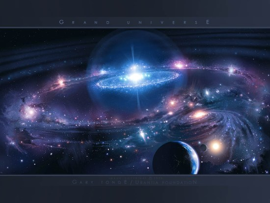 Grand Universe by Gary Tonge (Antfan-Real via DeviantArt. See the link below. Permission granted for not-for-profit usage, with source attribution.)
