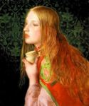 Mary Magdalene with the Alabaster Jar, by Anthony Frederick Sandys.