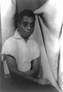 James Baldwin, September 1955. Photo by Carl Van Vechten, PD-US U.S. Library of Congress.