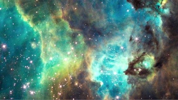 NGC 2074 Nebula. Photo from NASA and the Hubble Team.