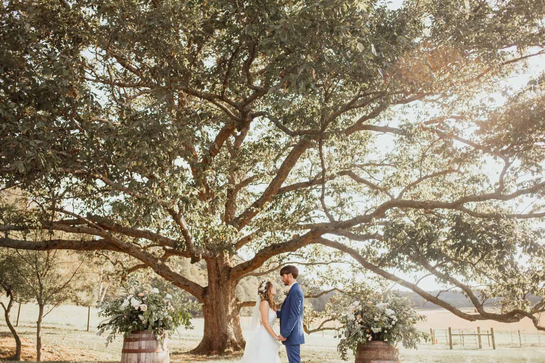 Abbey + Dan | Real Sophia's Bride