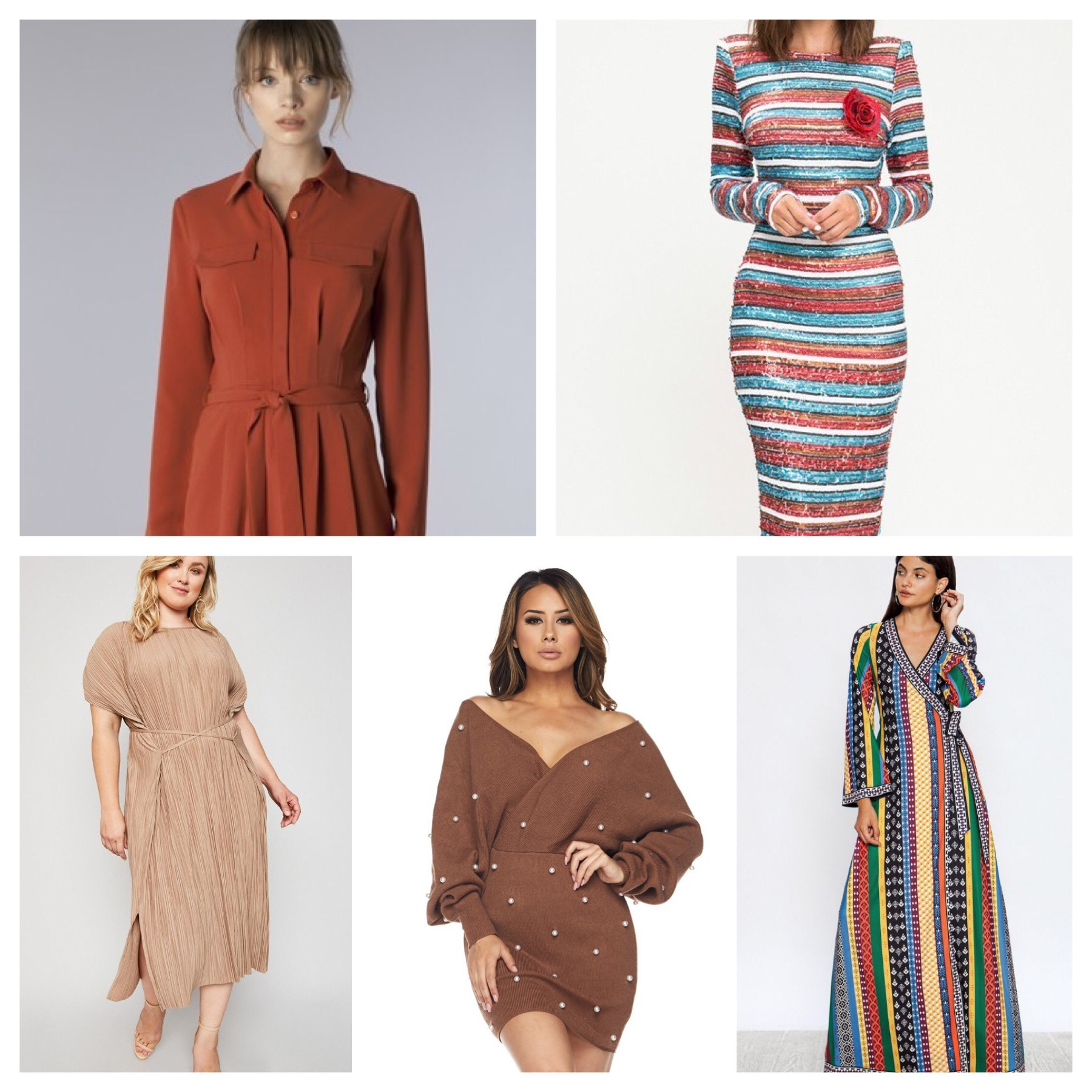 Fall's Best Dresses, Shop The Magnificent 7