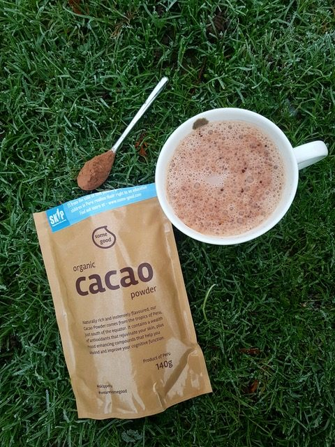 Cocoa or Cacao? Supercharge your Chocolate!