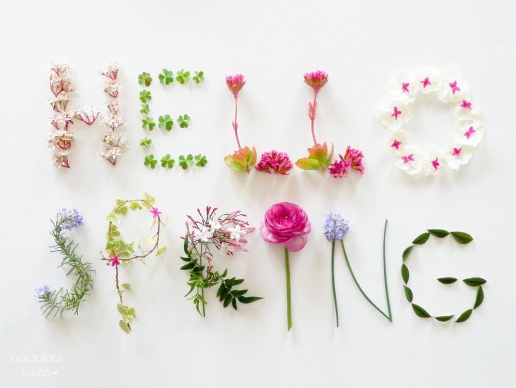 The Three Signs of Spring…