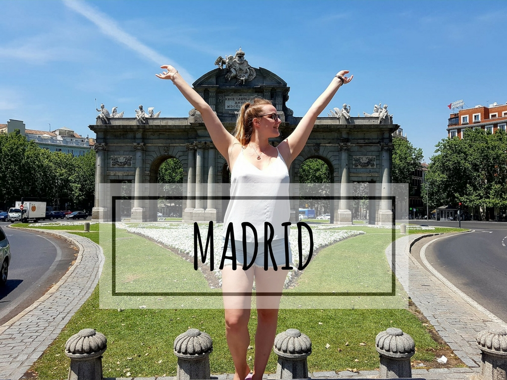 A Weekend in Madrid
