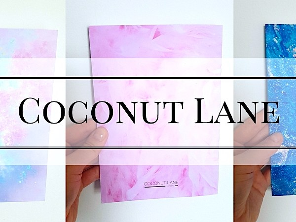 Coconut Lane – Note Pad Reviews + 20% OFF!
