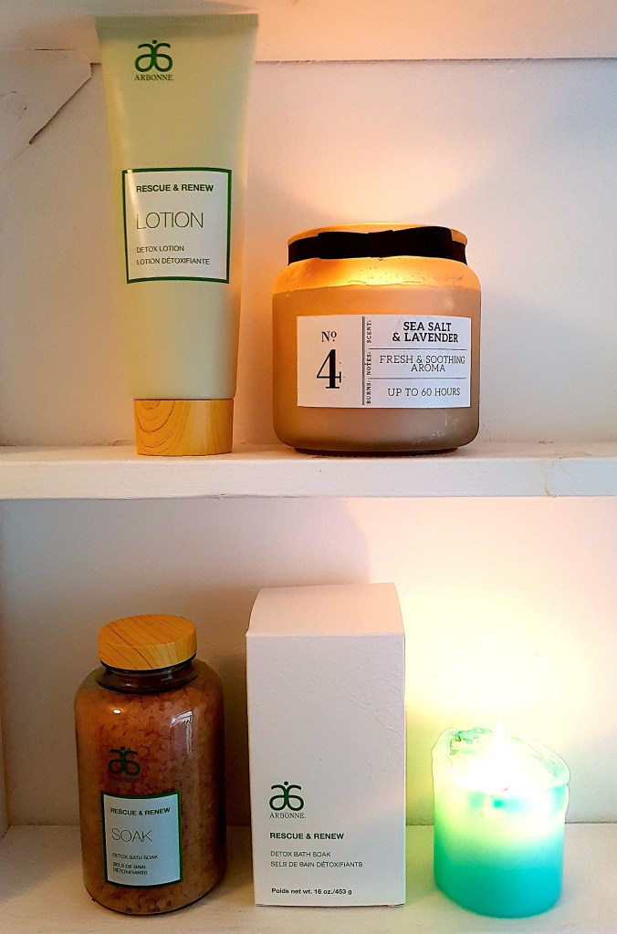 Candles, Hygge, Self Help Arbonne