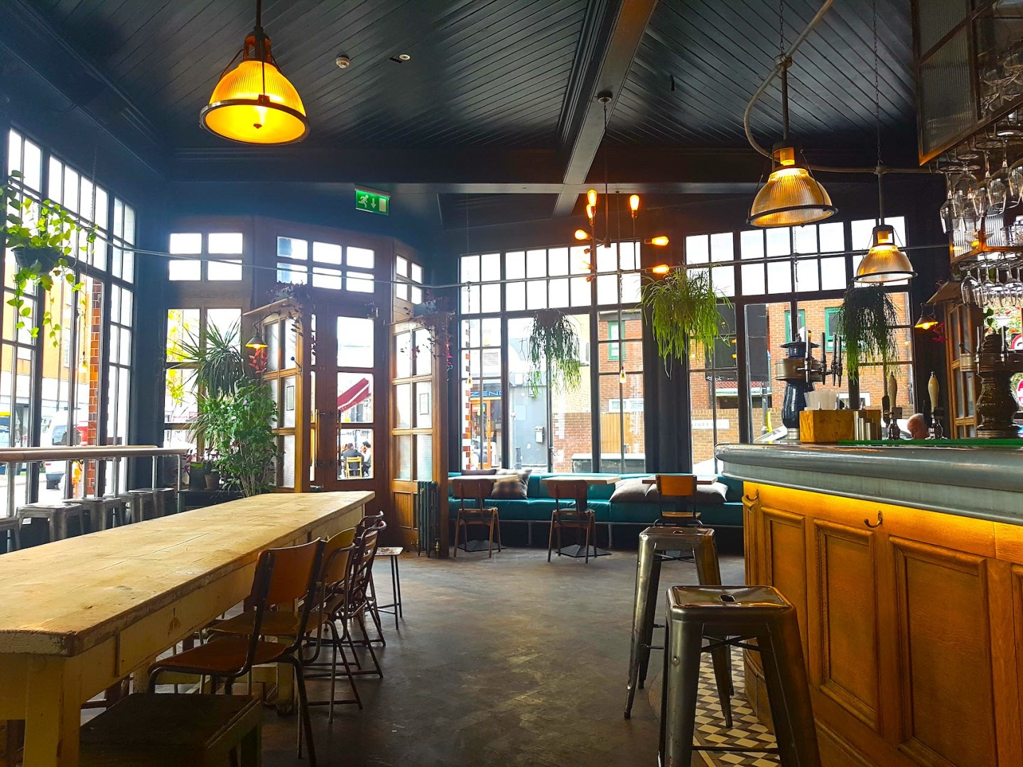 The Culpeper – Perhaps my new favourite London pub