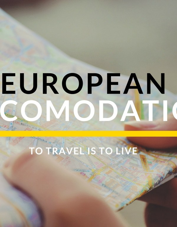 A quick European holiday accommodation guide