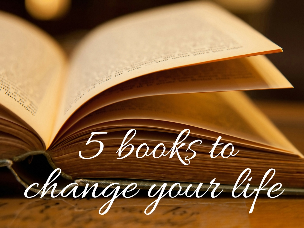 5 books to change your life