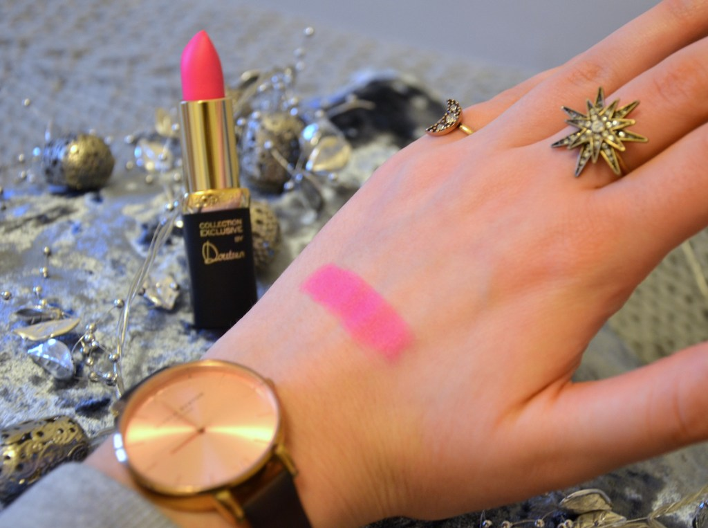 Colour Riche Lipstick, Delicate Rose - L'Oréal Paris