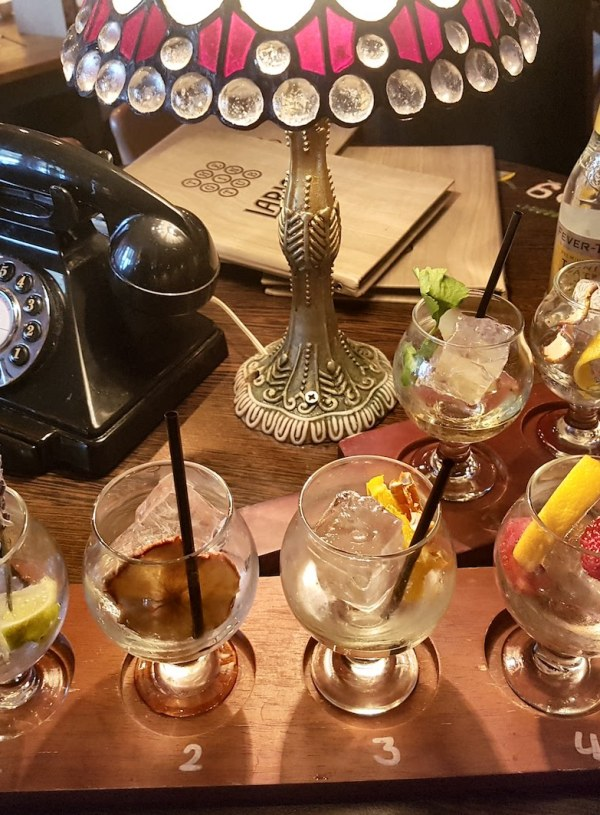 The Gin Tub, Brighton – A Review