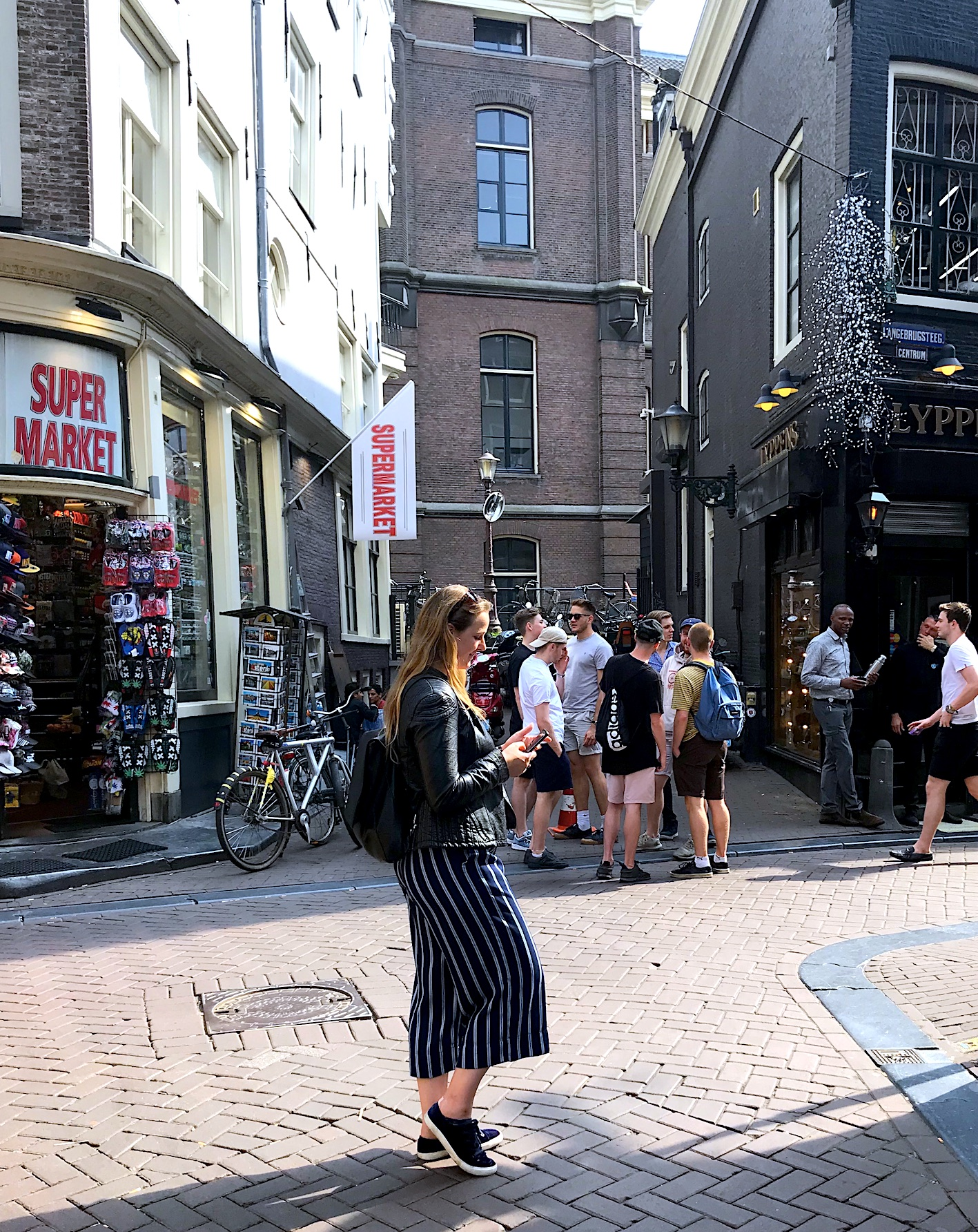 Things not to do in Amsterdam