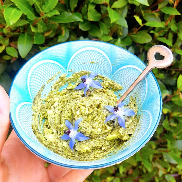 Seatox Avocado and Kelp Face mask in
