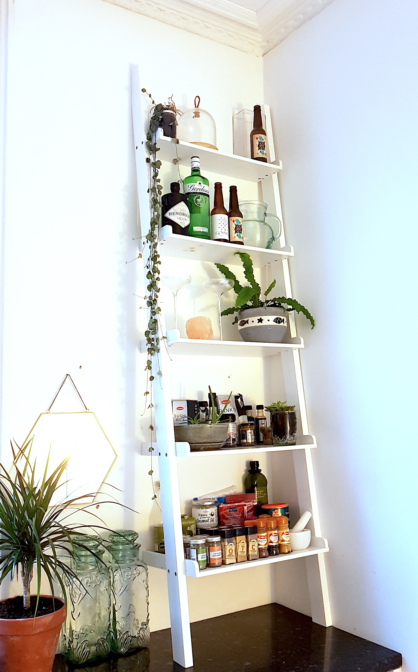 Ladder Shelving Wayfair