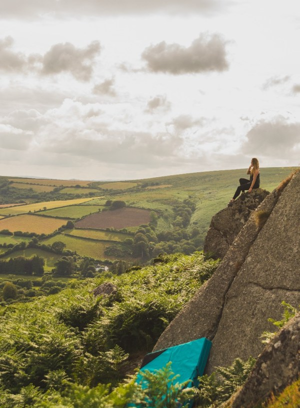 Let me introduce you to bouldering