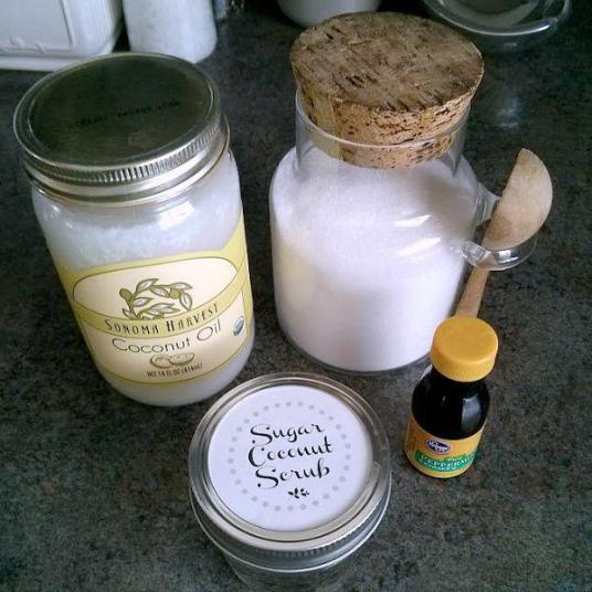 Beauty uses for organic coconut oil