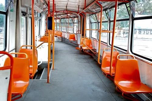copiii tramvaielor