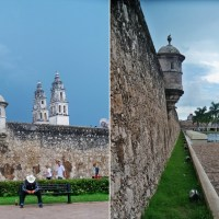 Some things to do in UNESCO classified city, Campeche, in Mexico