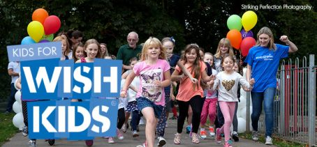 kids for wish kids header