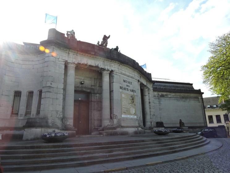 Le Musée des Beaux-Arts (crédit photo : Sophie L.)