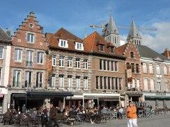 Les terrasses de la Grand-Place (crédit photo : Sophie L.)