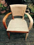 Bridge chair reconstruction