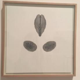 "Cornelia Parker ""Pornographic Drawing"" (2/3)"