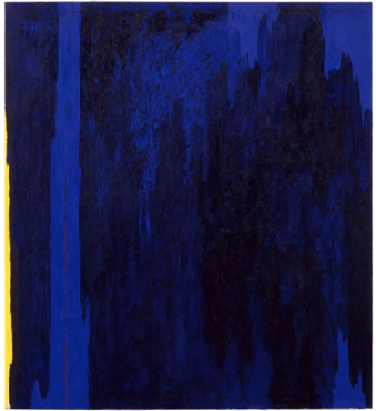 "Clyfford Stills ""PH 585"""
