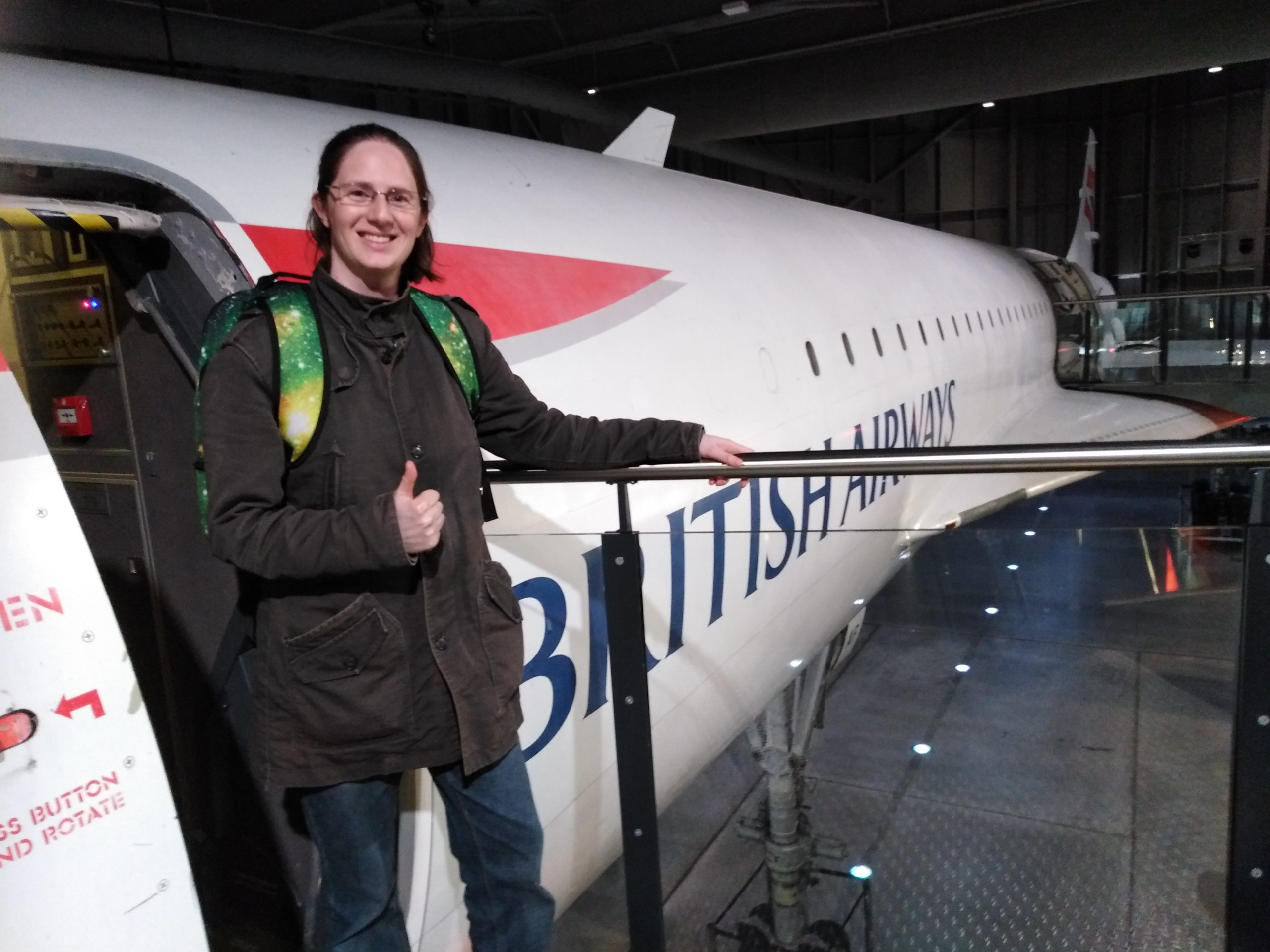 Concorde Chart-topping Video