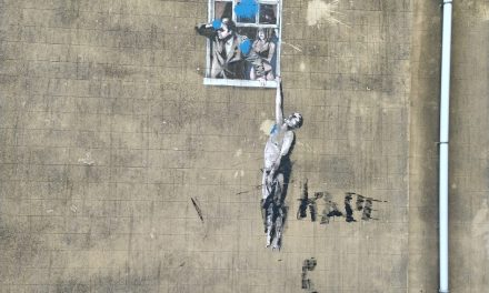 Whereabouts of Banksy discoveries
