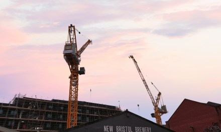 the housing crunch and gold rush in bristol and st pauls