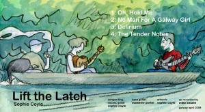 Lift The Latch EP