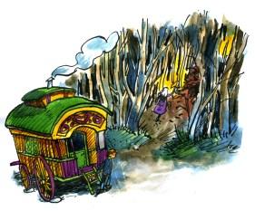 Alfie - Wagon