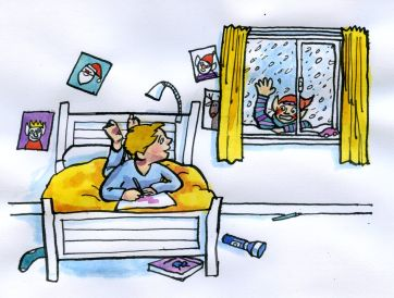 Alfie - At Window
