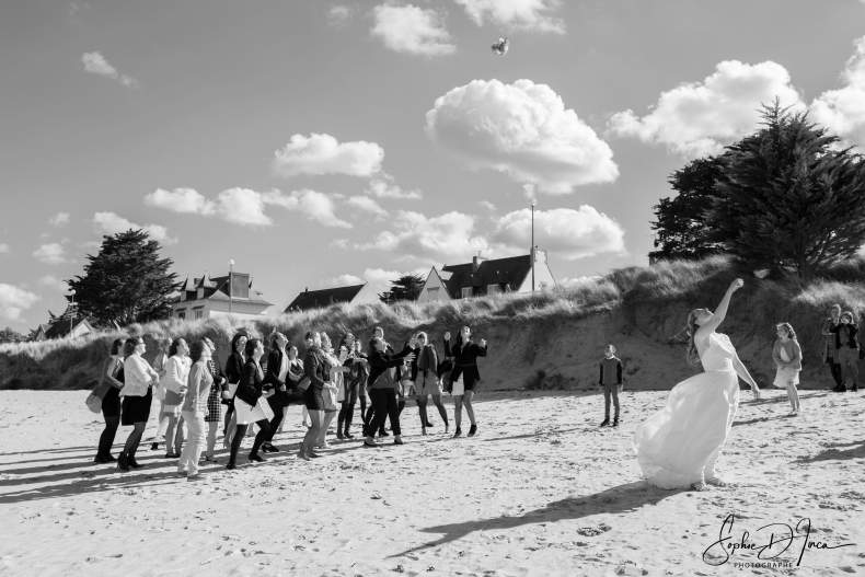reportage photos mariage Bretagne Sophie D'inca photographe Morbihan 56