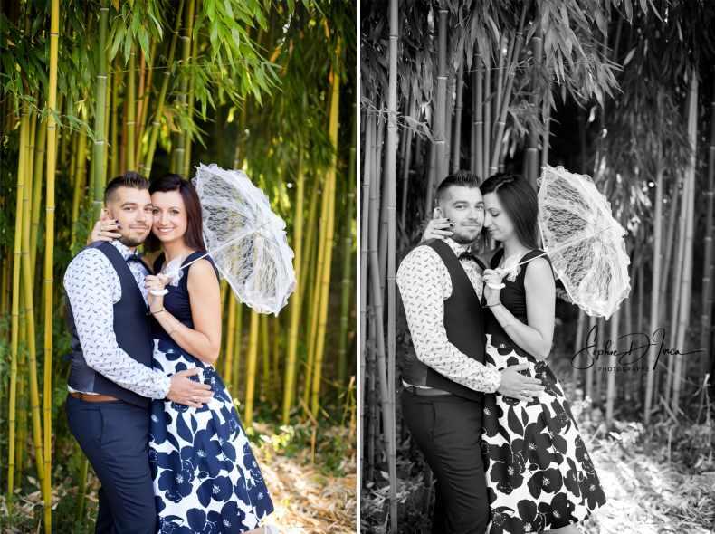 séance engagement futurs mariés Sophie D'inca Photographe Malestroit Morbihan 56