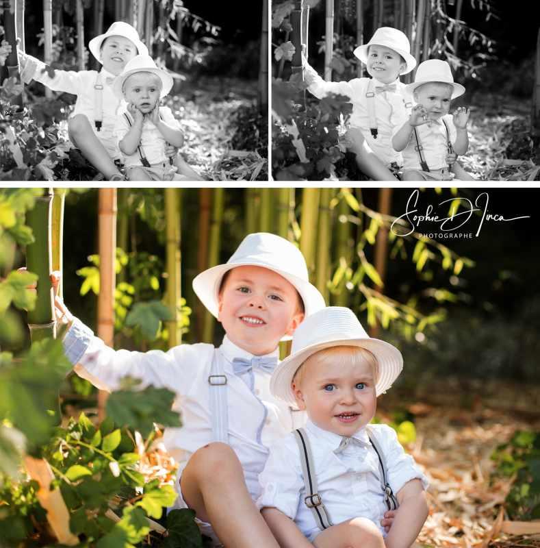 Mini-séance Enfants - Thème - photographie Sophie d'Inca - Morbihan